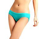 3 Pieces One Size Cotton Briefs Low Waist Wedding/ Daily Wear Panties More Colors Available