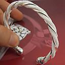 Women's Cuff Bracelet Sterling Silver