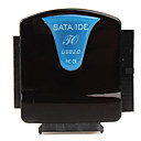 All-in-One SATA/IDE to USB 2.0 Converter (Black/Blue)