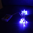 Bande Lumineuse LED Bleue, 3M, 2 Modes (Clignotant, Normal)