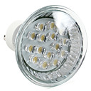 GU10 W 15 Dip LED 75 LM Warm White MR16 Spot Lights AC 220-240 V