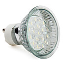 GU10 2W 18 High Power LED 90 LM Warm White MR16 LED Spotlight AC 220-240 V