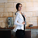 Women's Double Collar Fishtail Blazer