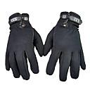 男子フル指滑り止め手袋耐久力のあるナイロンM、L、XL