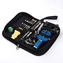 13-Piece Watch Repair Tool Kit Case Opener Spring Bar