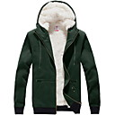 Men's Fashion Thicken Hoodie Coat