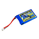 450mAh 7.4V/2S 50C Lipo batteri til RC model