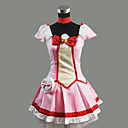 Cosplay Costume Inspired by Smile Pretty Cure Miyuki Hoshizora/Cure Happy