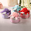 6 Piece/Set Favor Holder - Cylinder Metal Favor Tins and Pails Non-personalised