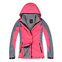 Langzuyoudang Women's Hiking And Camping Jacket ultraviloet Resistant Detachable blue,red,orange,fushia