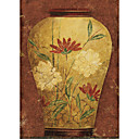 Tryckt konst Still Life Asiatiska Vaser II Sparx Studio