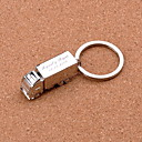 Personalized Key Ring - Truck (Set of 4)