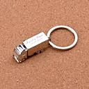 Personalizada do anel chave - Truck (conjunto de 4)