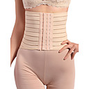 Cotton Front Busk Closure Corsets Daily Wear Shapewear Sexy Lingerie Shaper