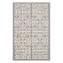 Elegant Wool Tufted Area Rug With Nautical Pattern 5'*8'