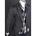 Kaksirivinen Trendy Pocket Casual Suit