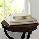 Simple&Opulence® Fitted sheet, 500 TC 100% Cotton Solid Up to 15