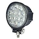 42W 13 LEDs Runde Arbeits-Licht