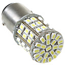 1157/BAY15D 2057 64 1206 SMD LED Car Staart Brake Stop Turn Light Bulb Lamp Wit