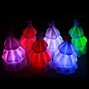 Colorful luminoso Christmas Tree Light (colore casuale)