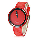 Women's Watch Minimalism Round Dial Candy Color Cool Watches Unique Watches