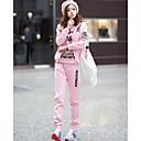 Women's Sport Suit(Hoodie,Vest&Pants)
