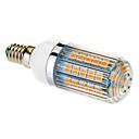 Ampoules Maïs LED Blanc Chaud T E14 9W 47 SMD 5050 650 LM AC 100-240 V