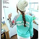 vrouwen afdrukken toevallige sweatshirt