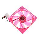 12CM 12005 + CP Fan LED LYF LY-1225M12S DC 12V 0.36A