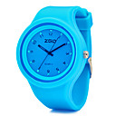 ZGO Children's Watch Sports Candy Color Water Resistant Silicone Strap