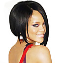 BOB Stort Style Braziliaanse Human Hair Straight Voor Lace Wig
