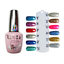 1PCS Soak-off UV Color Gel No.133-144(18ML,Assorted Color)