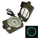 S70   Military Lensatic Prismatic Compass - Army Green