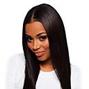 20「女王ヘアケア商品グルーレスブラジルレミーの人間の毛髪レースフロントウィッグ