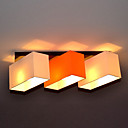 Encastré, 3 lumière, moderne minimaliste métal Peinture de tissu