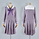 School Uniform di Noragami Hiyori Iki ragazza costume cosplay