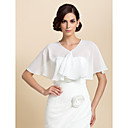 Party/Evening Chiffon Coats/Jackets Short Sleeve Wedding  Wraps