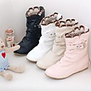 Women's Low Heel Fashion Boots  Mid-Calf Boots With Buckle  (More colors)