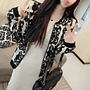 Women's Black Cardigan , Casual Long Sleeve