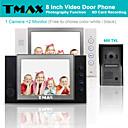 tmax® 8 grabación de vídeo lcd tapa de la tarjeta SD del teléfono