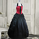 Bloody Vampire Princess Strap Backless Floor-length Gothic Lolita Dress