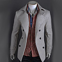 Män Casual Fashion Coat