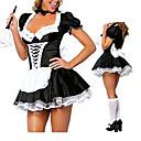 Humble Lady White Lace Classic Black Maid Uniform