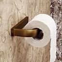 Antiek messing afwerking Messing Materiaal Toilet Paper Houders