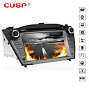 CUSP® 7 Inch 2Din Car DVD Player for HYUNDAI  TUCSON IX35 2009-2013 Support GPS,BT,RDS,Game,iPod