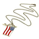 Women's Alloy Necklace Daily