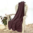 simples&opulence® impressão cobertor de lã