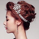Attractive Rhinestones Wedding/Party Headpieces/Tiaras with Crystals