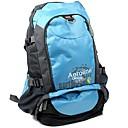 utomhus nylon vattentät ryggsäck väska (blandade färger)