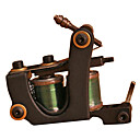 1pc Carved Coil Tattoo Machine for Liner and Shader